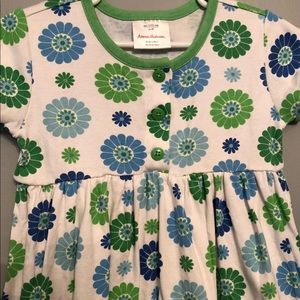 Hanna Andersson Dresses - Hanna Andersson flower Dress 4T